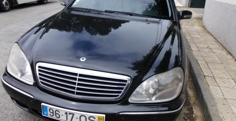 Mercedes S400 Penhorado Licite por 4085 euros 91