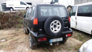 Nissan Terrano II Penhorado Licite por 210 euros 2