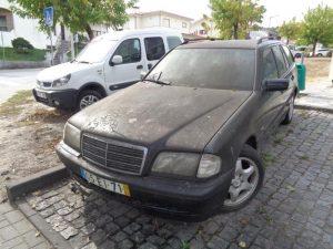Mercedes c220 Penhorado Licite por 430 euros 5