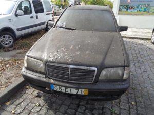 Mercedes c220 Penhorado Licite por 430 euros 2