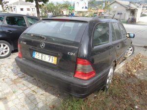 Mercedes c220 Penhorado Licite por 430 euros 4