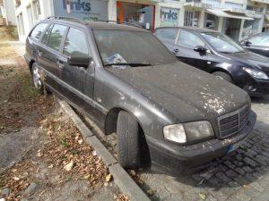 Mercedes c220 Penhorado Licite por 430 euros 3