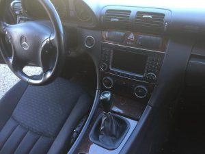 Mercedes c220 Penhorado Licite por 1400 euros 4