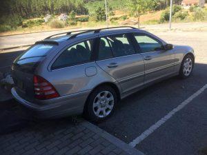 Mercedes c220 Penhorado Licite por 1400 euros 3