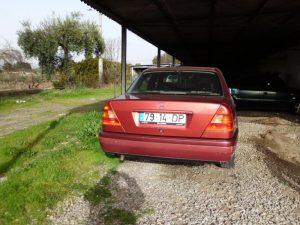 Mercedes C220 Penhorado Licite por 861 euros 5