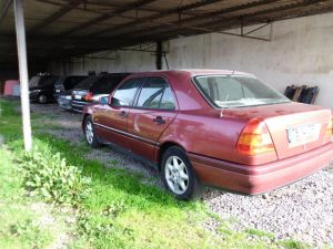 Mercedes C220 Penhorado Licite por 861 euros 3