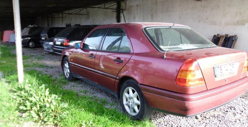 Mercedes C220 Penhorado Licite por 861 euros 1