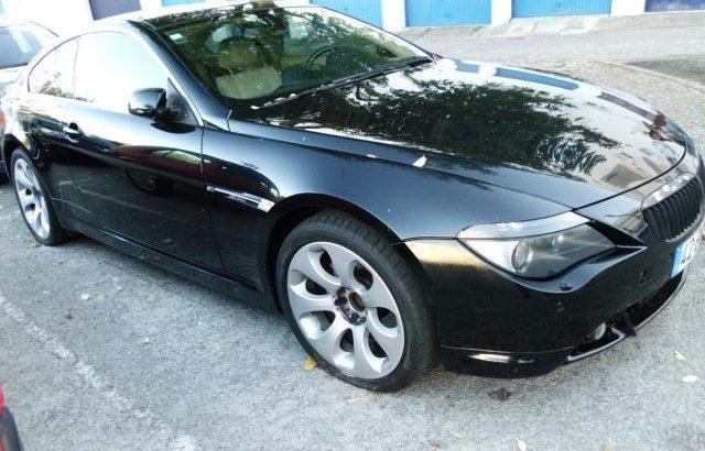 BMW série 6 Penhorado Licite por 8610 euros 1