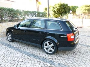 Audi A4 TDI de 2003 Licite por 4200 euros Bens Penhorados 5
