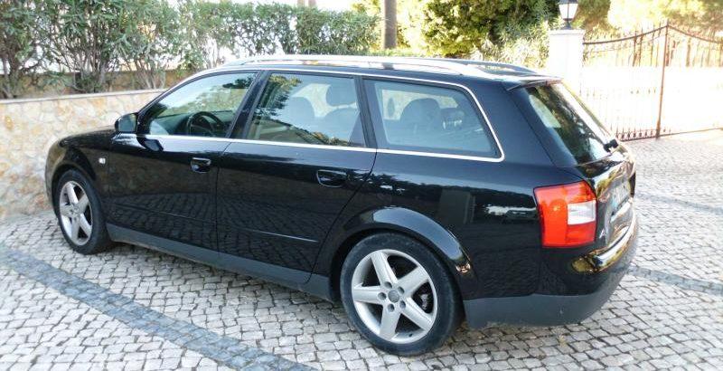 Audi A4 TDI de 2003 Licite por 4200 euros Bens Penhorados 1