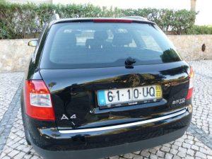 Audi A4 TDI de 2003 Licite por 4200 euros Bens Penhorados 4