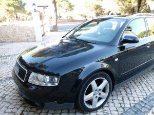 Audi A4 TDI de 2003 Licite por 4200 euros Bens Penhorados 2