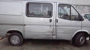 Ford Transit Penhorada Licite por 200 euros 4