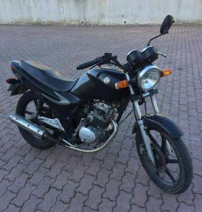 Sym 124cc Penhorada de 2011 Licite por 630 euros 2