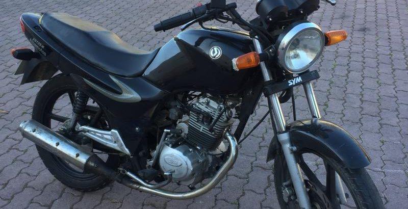 Sym 124cc Penhorada de 2011 Licite por 630 euros 6