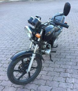 Sym 124cc Penhorada de 2011 Licite por 630 euros 3