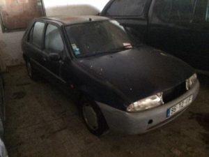 Ford Fiesta Penhorado Licite por 75 euros 6