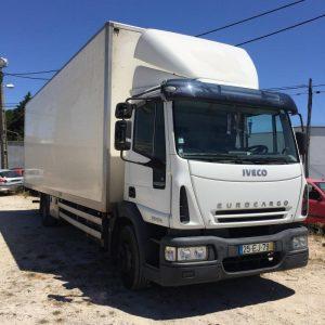Iveco Eurocargo 5880cc Penhorado Licite por 8750 euros 2