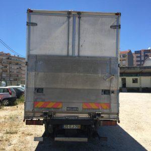 Iveco Eurocargo 5880cc Penhorado Licite por 8750 euros 5