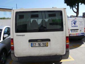 Ford Transit de Mercadorias Penhorada Licite por 1400 euros 2