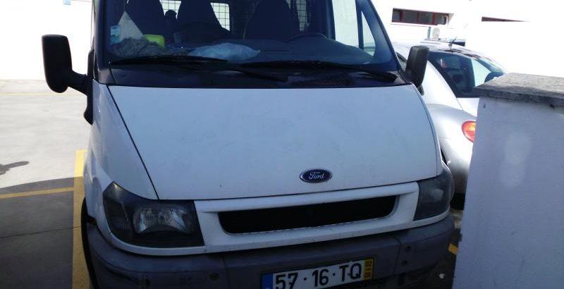 Ford Transit de Mercadorias Penhorada Licite por 1400 euros 1