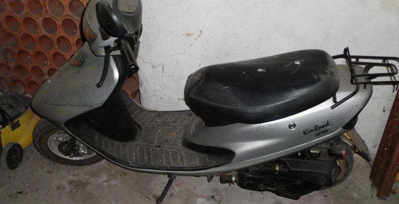 Kinroad 49cc Penhorada Licite por 105 euros 50