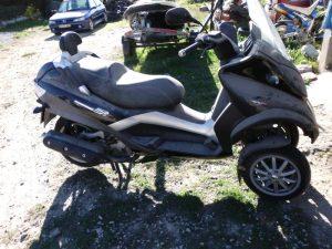 Paggio mp3 400LT de 3 rodas Penhorada Licite por 1750 euros 4
