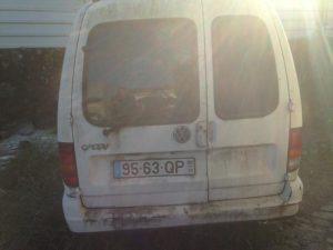 VW Caddy Penhorada Licite por 1225 euros 2