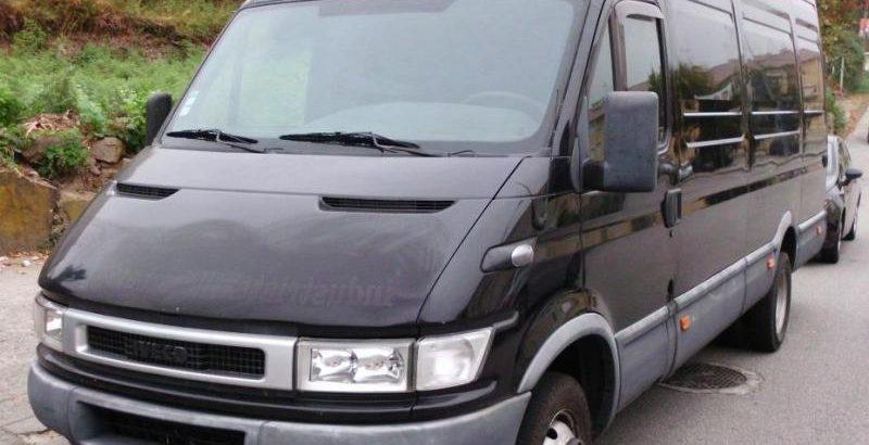 Iveco 2800cc Penhorada Licite por 850 euros 1