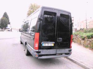 Iveco 2800cc Penhorada Licite por 850 euros 5