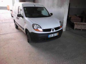Renault Kangoo de 2006 Penhorada Licite por 1000 euros 2
