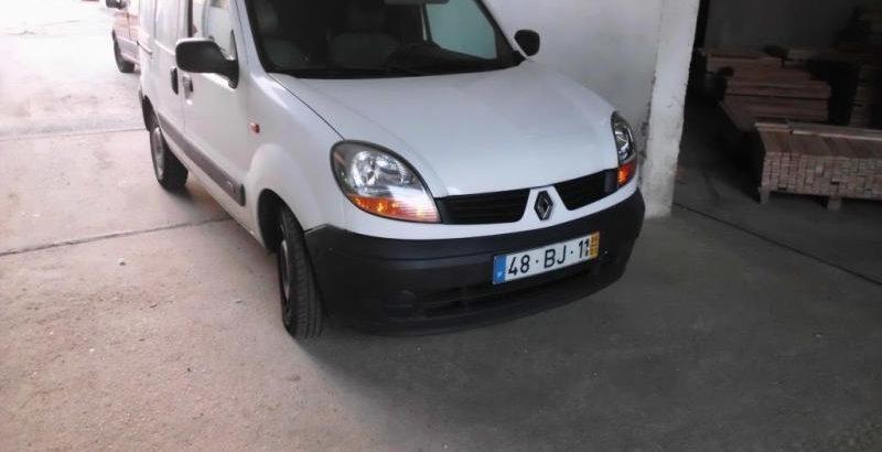 Renault Kangoo de 2006 Penhorada Licite por 1000 euros 23