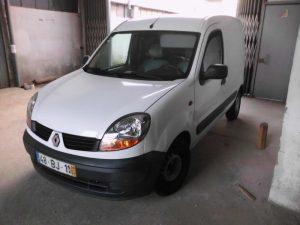 Renault Kangoo de 2006 Penhorada Licite por 1000 euros 4