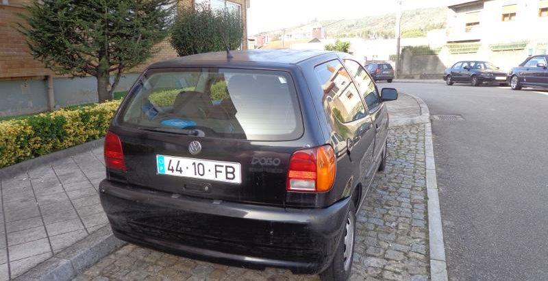 VW Polo Penhorado Licite por 172 euros 1
