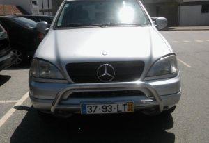 Mercedes ML 320 Penhorado Licite por 4200 euros 4