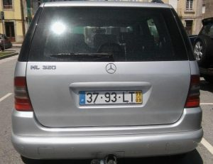 Mercedes ML 320 Penhorado Licite por 4200 euros 3