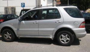 Mercedes ML 320 Penhorado Licite por 4200 euros 2