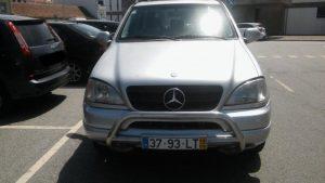 Mercedes ML 320 Penhorado Licite por 4200 euros 5