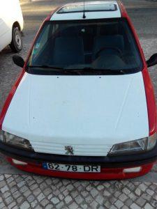 Peugeot 106 Penhorado Licite por 461 euros 4