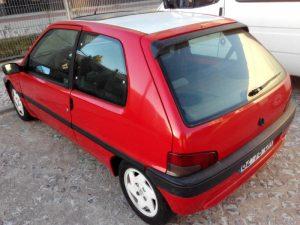 Peugeot 106 Penhorado Licite por 461 euros 2