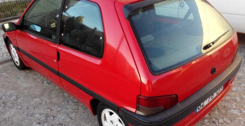 Peugeot 106 Penhorado Licite por 461 euros 1