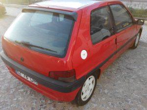 Peugeot 106 Penhorado Licite por 461 euros 3