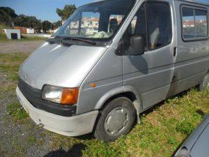 Ford Transit Penhorada Licite por 375 euros 2