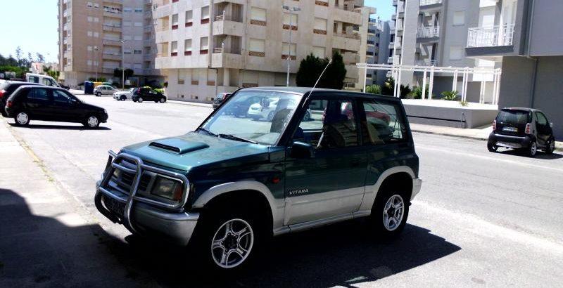 Suzuki Vitara Penhorado Licite por 2100 euros 1