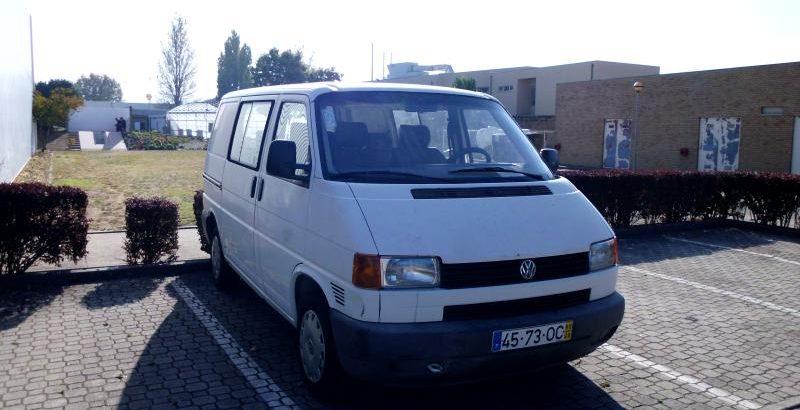 Bens Penhorados VW Transporter Licite pela Melhor oferta 172