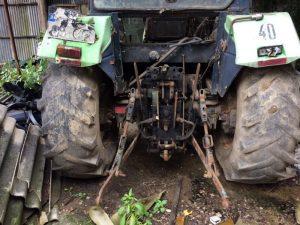 Tractor Deutz DX Penhorado Licite por 70 euros 5