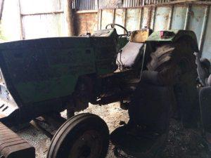 Tractor Deutz DX 3 Penhorado Licite por 70 euros 2
