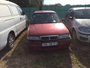 Rover 416 Penhorado Licite pela melhor oferta 4