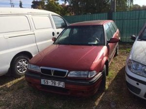 Rover 416 Penhorado Licite pela melhor oferta 5