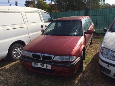 Rover 416 Penhorado Licite pela melhor oferta 1